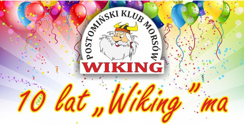 10 lat wiking ma banery